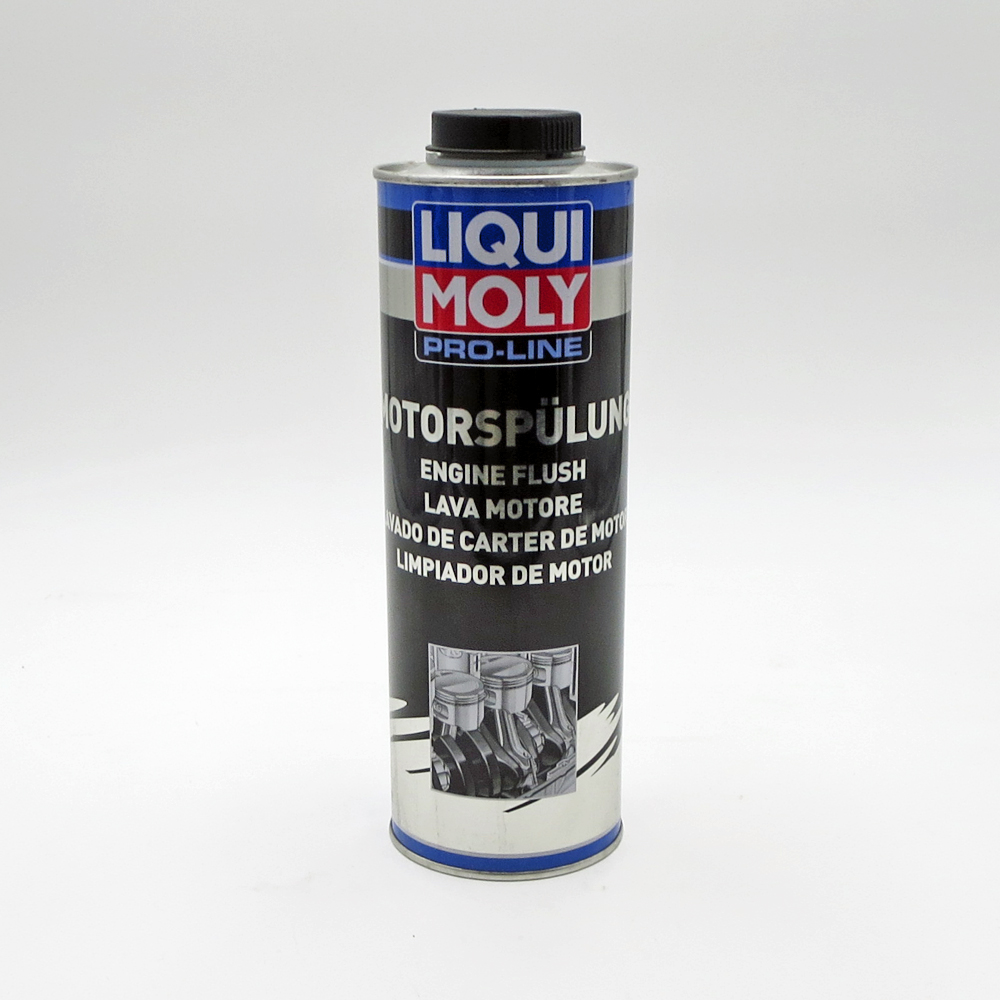 liqui moly pro line motorsp lung l additiv motor reiniger. Black Bedroom Furniture Sets. Home Design Ideas